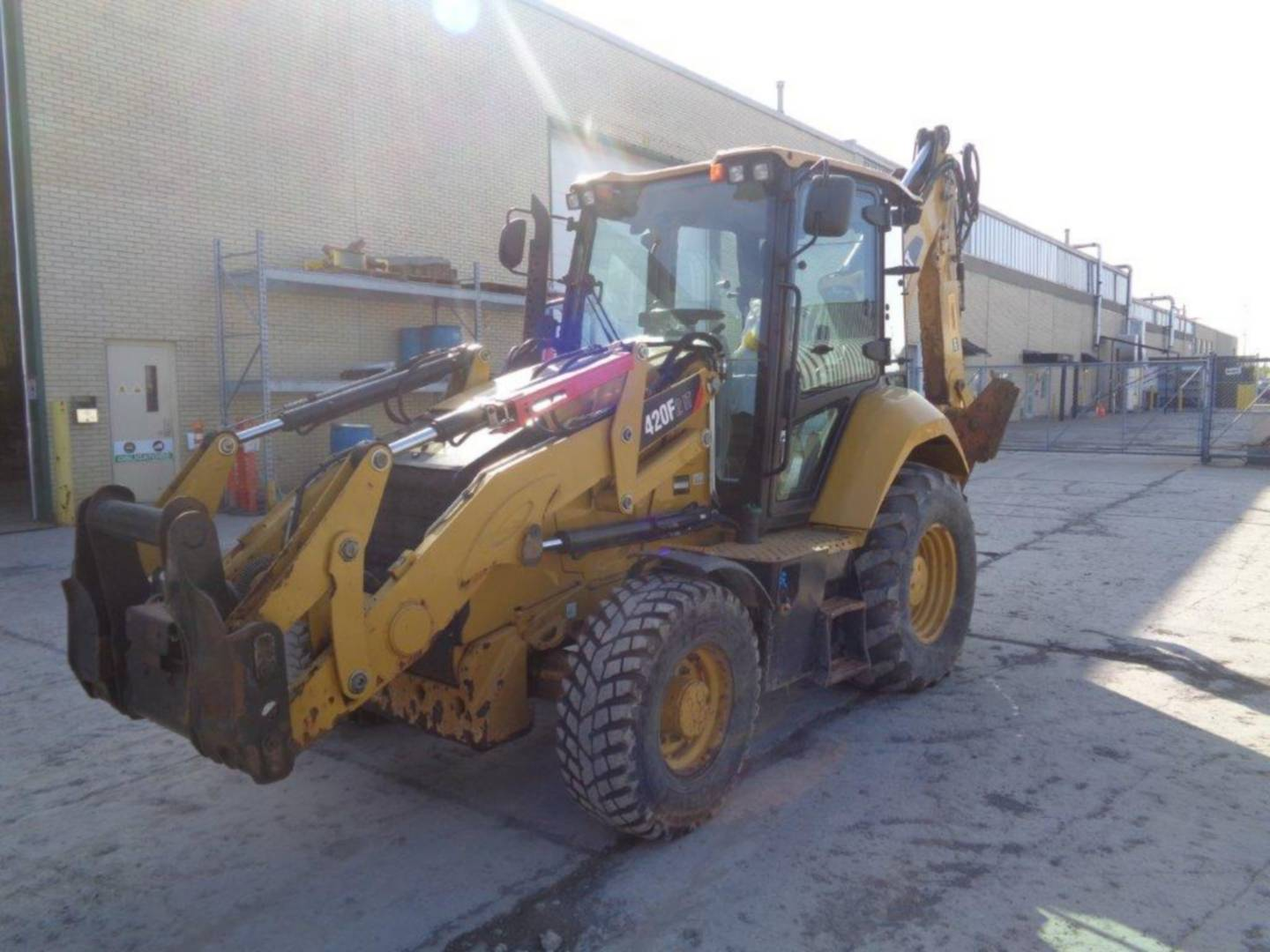Used Backhoe Loaders For Sale in NJ, PA, DE and Staten Island