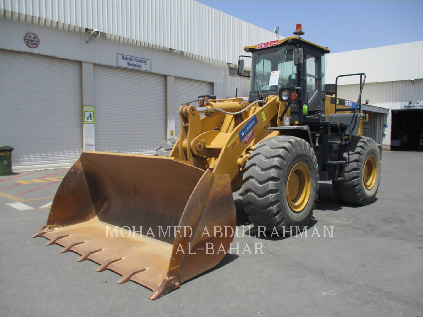 Model # SEM655D - skid steer loaders