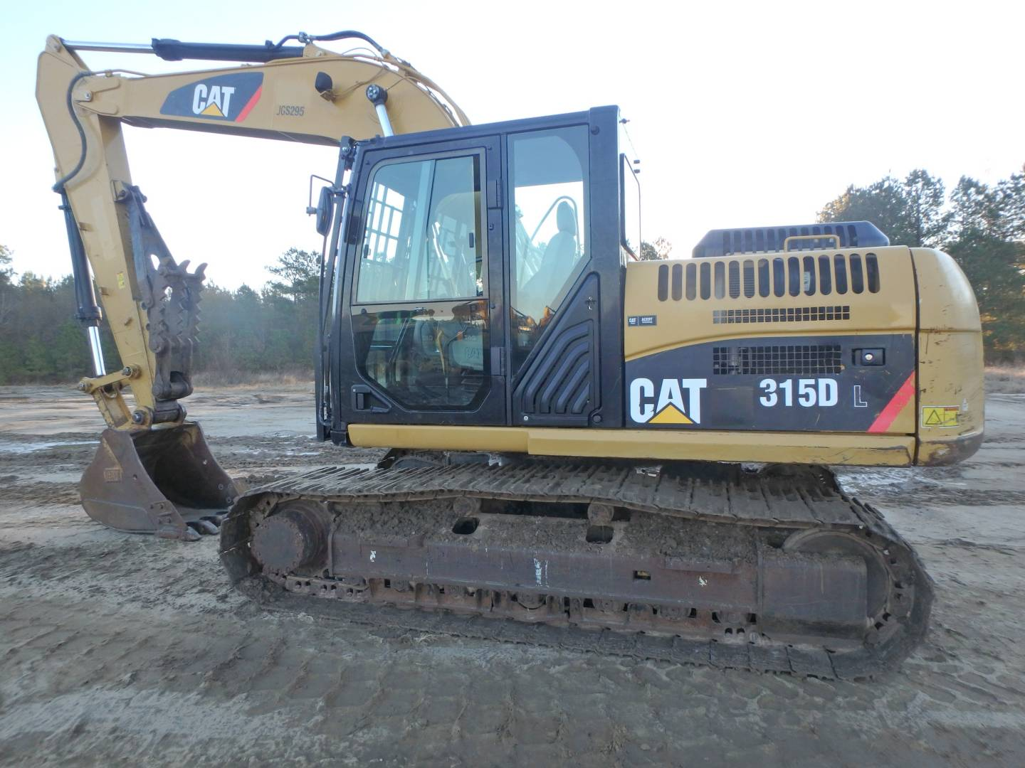 Used 2011 Caterpillar 315dl For Sale Walker Cat
