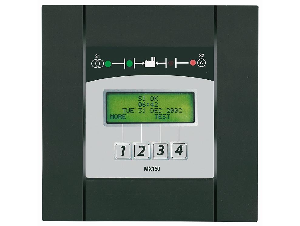 MX150 Microprocessor Controller