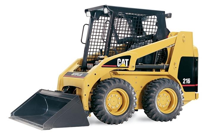 216 Skid Steer Loader - Michigan CAT