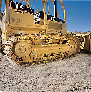 Cat® D5C LGP Series III Hystat 752874 (Non Current) for Sale