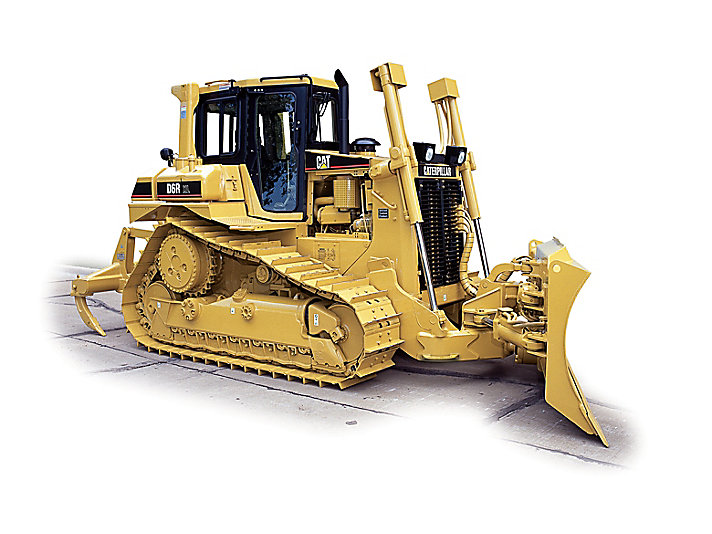 Cat D6r Xl Track Type Tractor Caterpillar