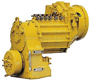 Power shift transmission cat