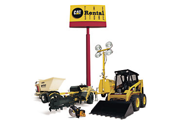 Cat | Rental | Caterpillar