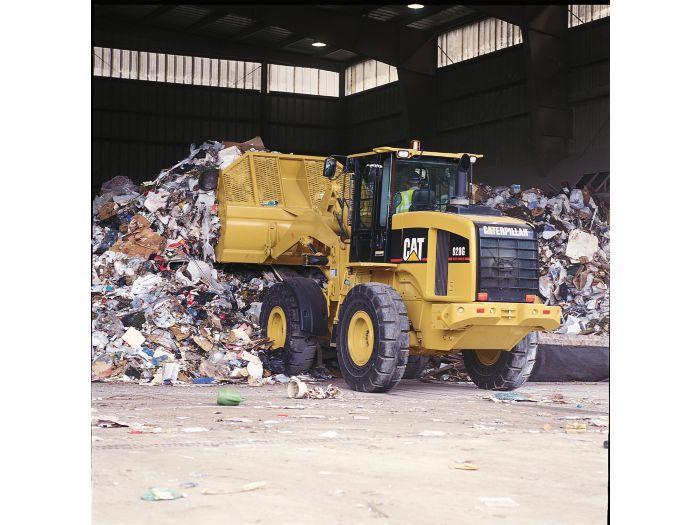 Waste Handling Arrangement