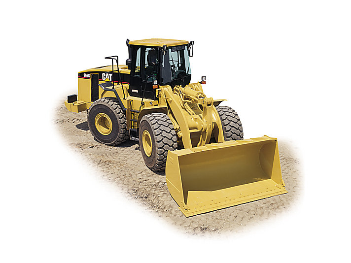 Cat 966g Series Ii Wheel Loader Caterpillar
