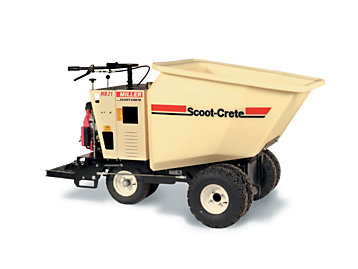 Concrete Buggies Rental | Power Wheelbarrows Rental | Cat