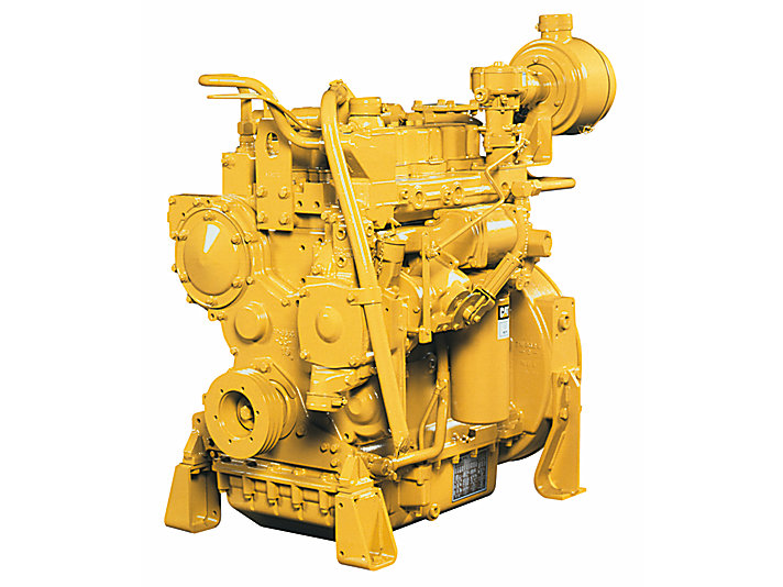 G3304 Industrial Gas Engine