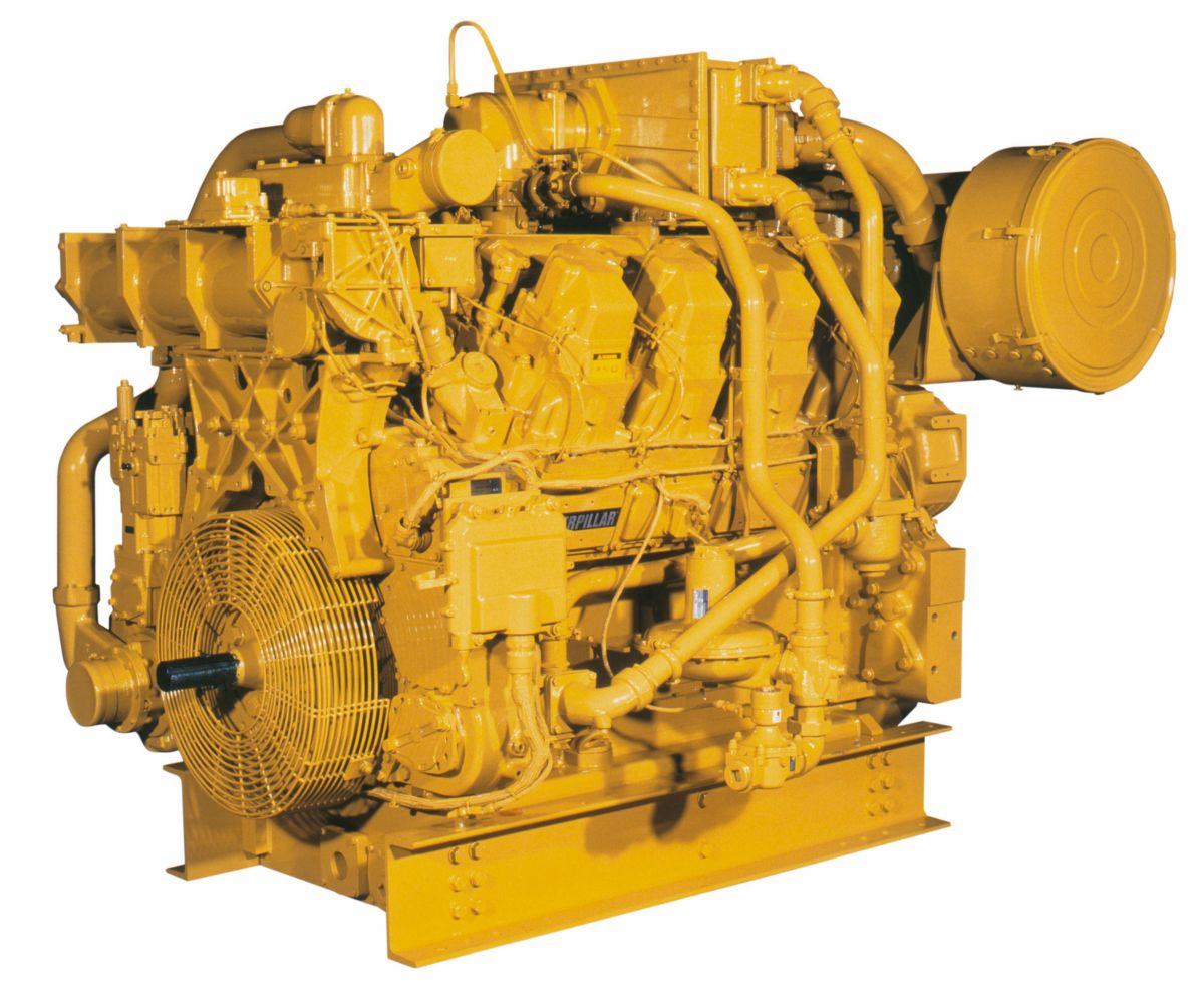 G3508 Low Emission Gas Compression Engine