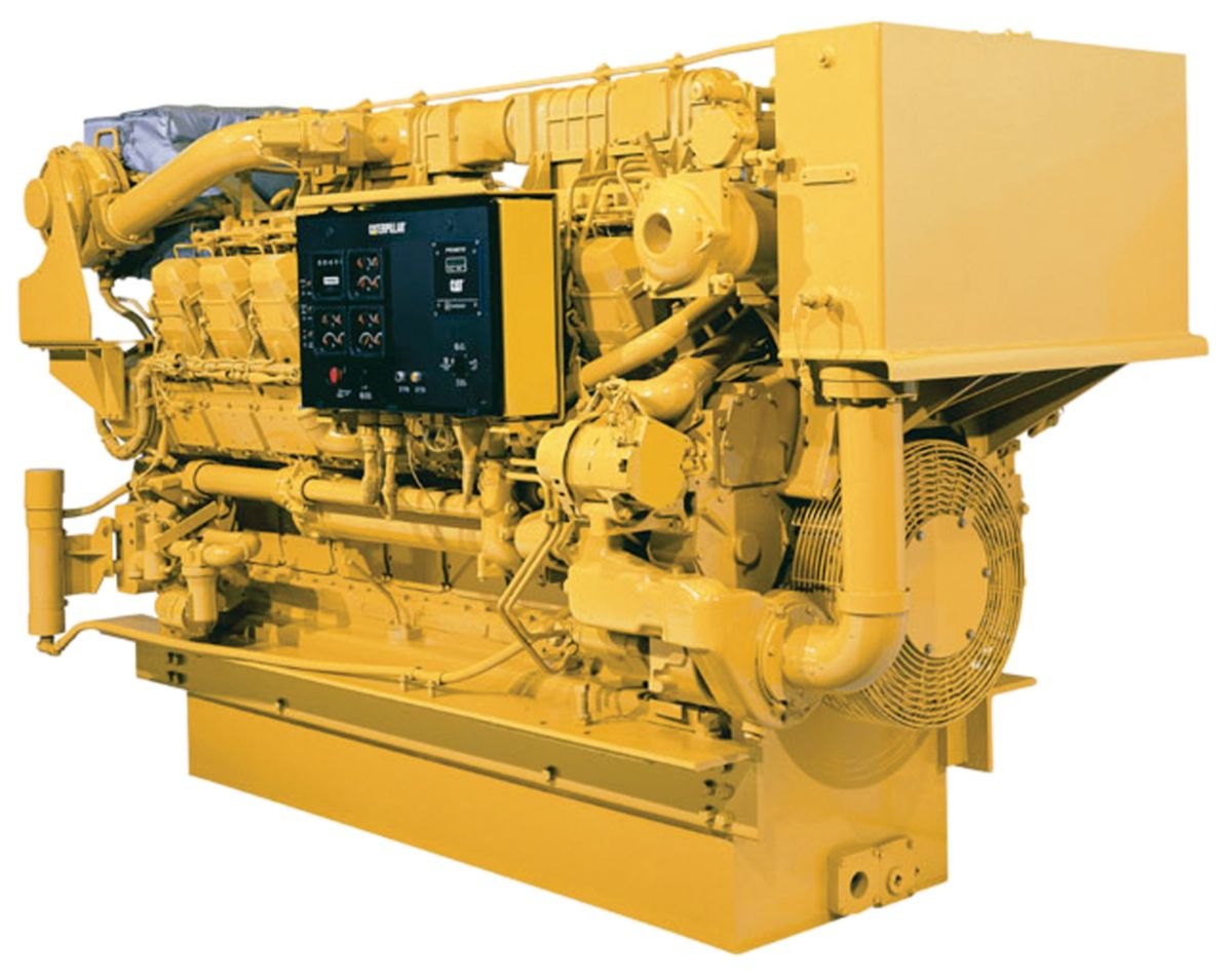 Cat 3516B Marine Propulsion Engine