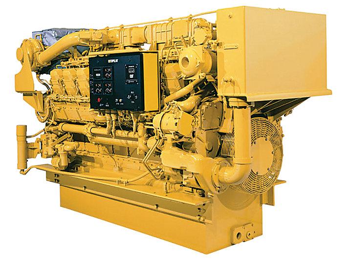 cat 3516b marine propulsion engine finning cat rh finning com manual de mantenimiento motor caterpillar 3516 manual motor caterpillar 3516