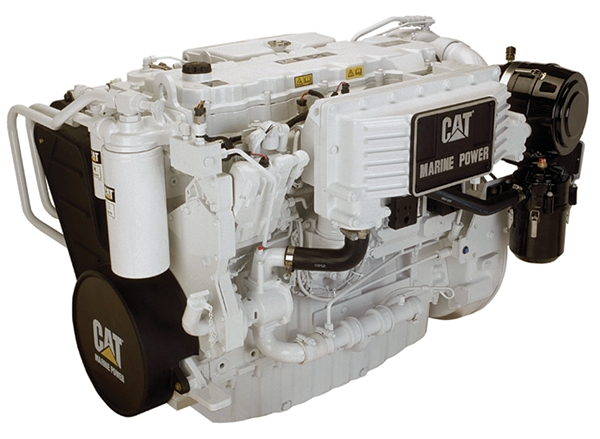 C9 ACERT™ High Performance Marine Propulsion Engine