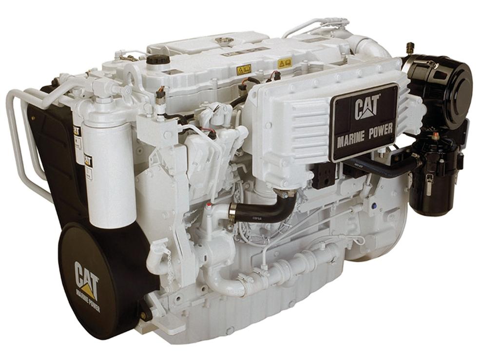 C9 ACERT  High Performance Propulsion Engines