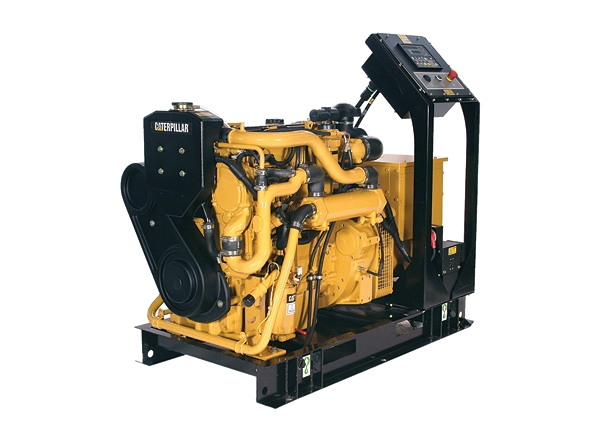 Cat® C4.4 Marine Generator Set