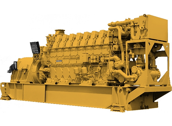 Cat C280-8 Marine Generator Set