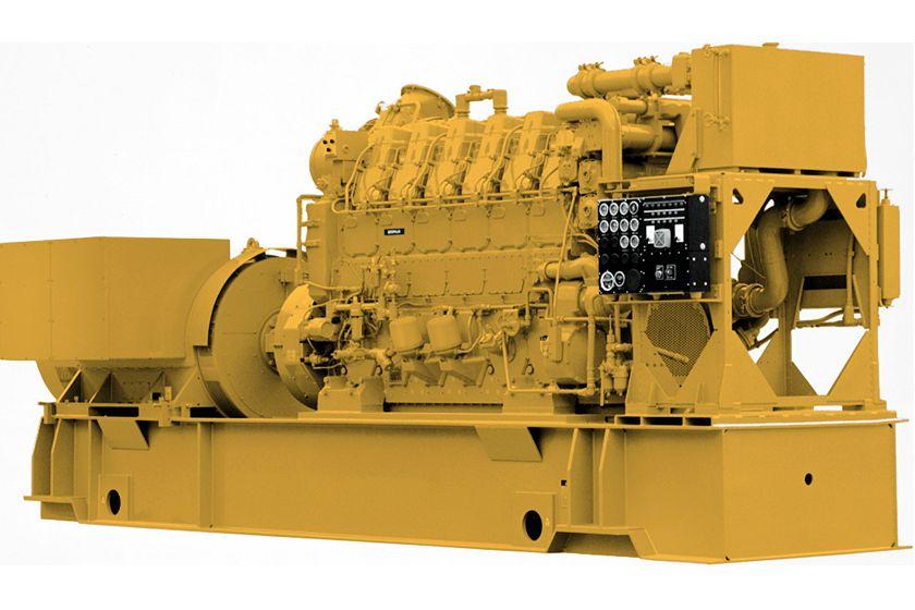 3606 Generator Set (Medium Speed) | Riggs Cat Equipment Sales & Rentals