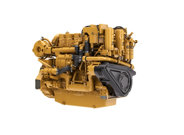 Cat C18 ACERT High Performance Propulsion Engine (Tier 3)