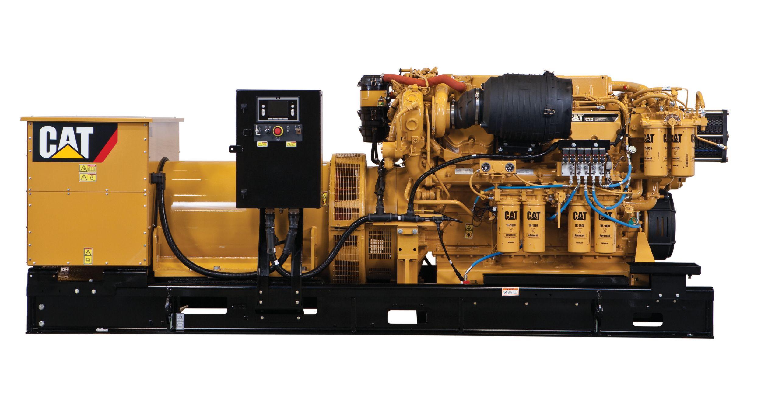 Cat C32 ACERT Generator Set (IMO II)