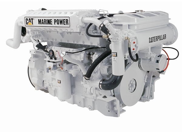 C12 High Performance Marine Propulsion Engine
