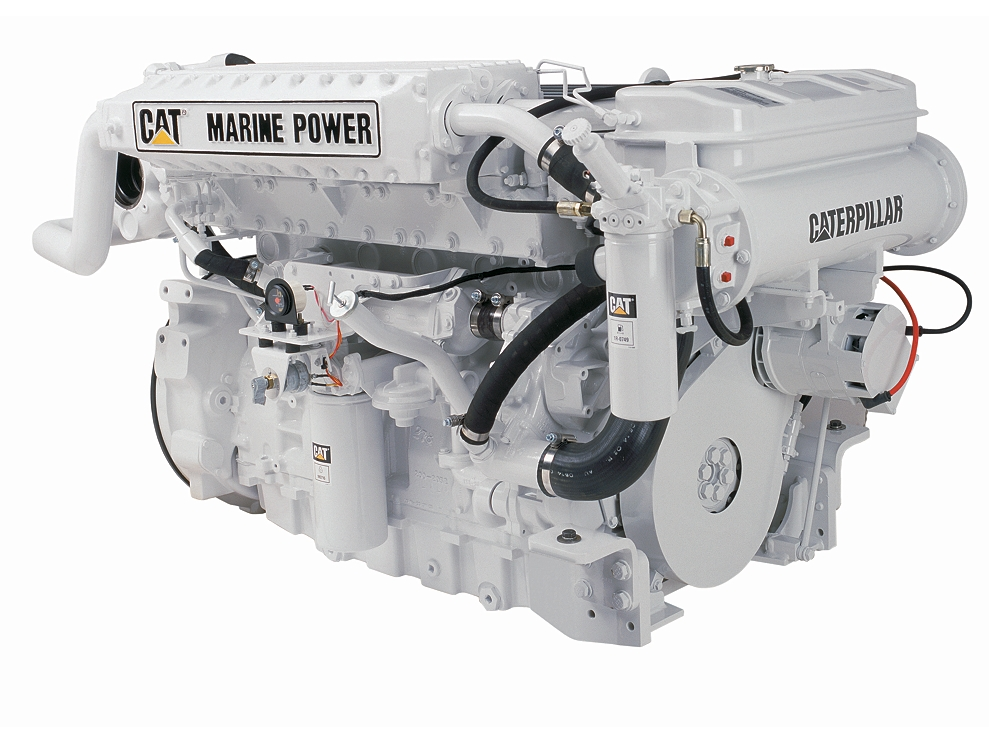 New C12 High Performance Marine Propulsion Engine for Sale ...