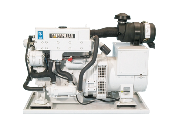 Cat C2.2 Marine Generator Set