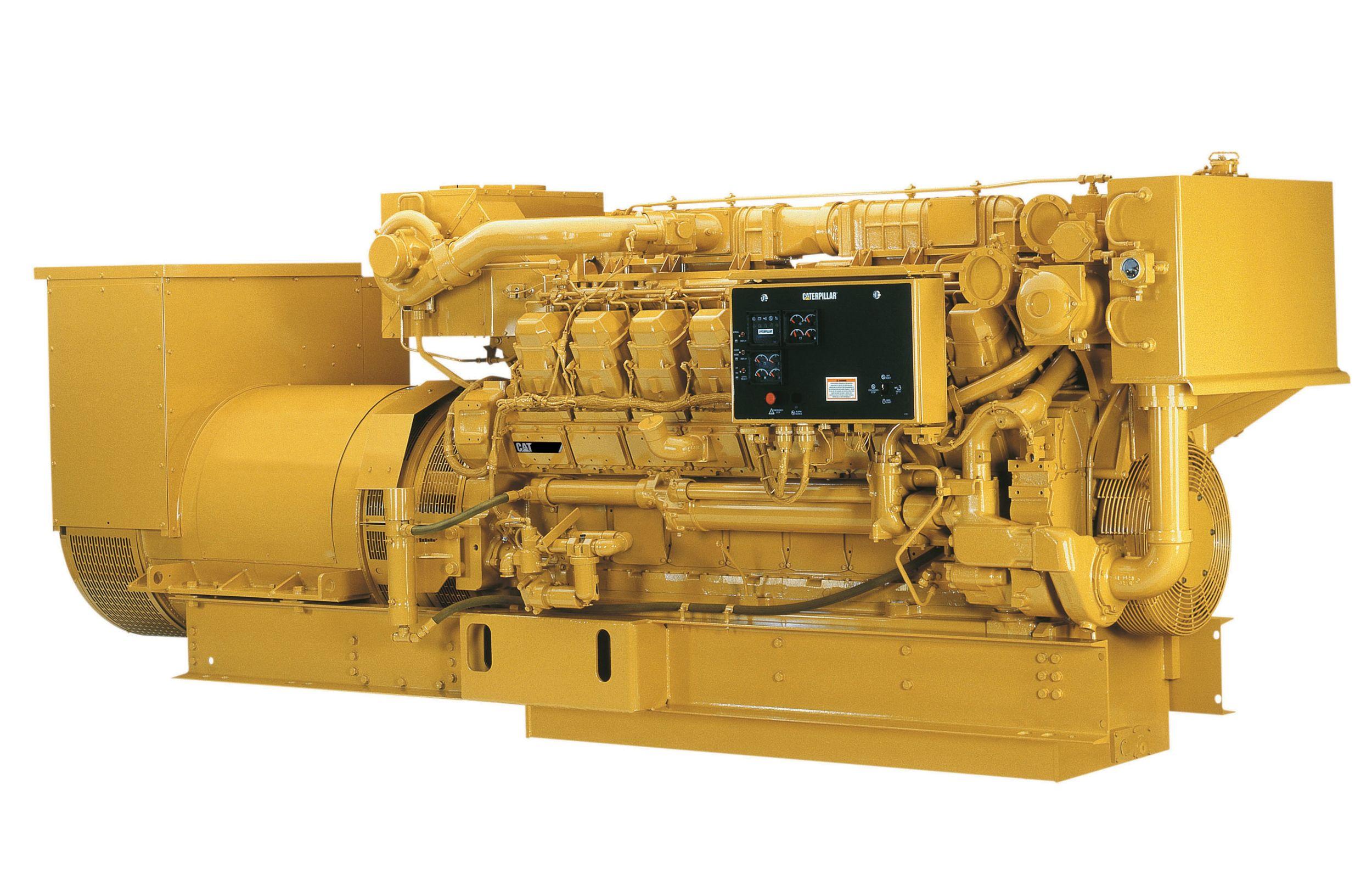 3516B Generator Set Engine