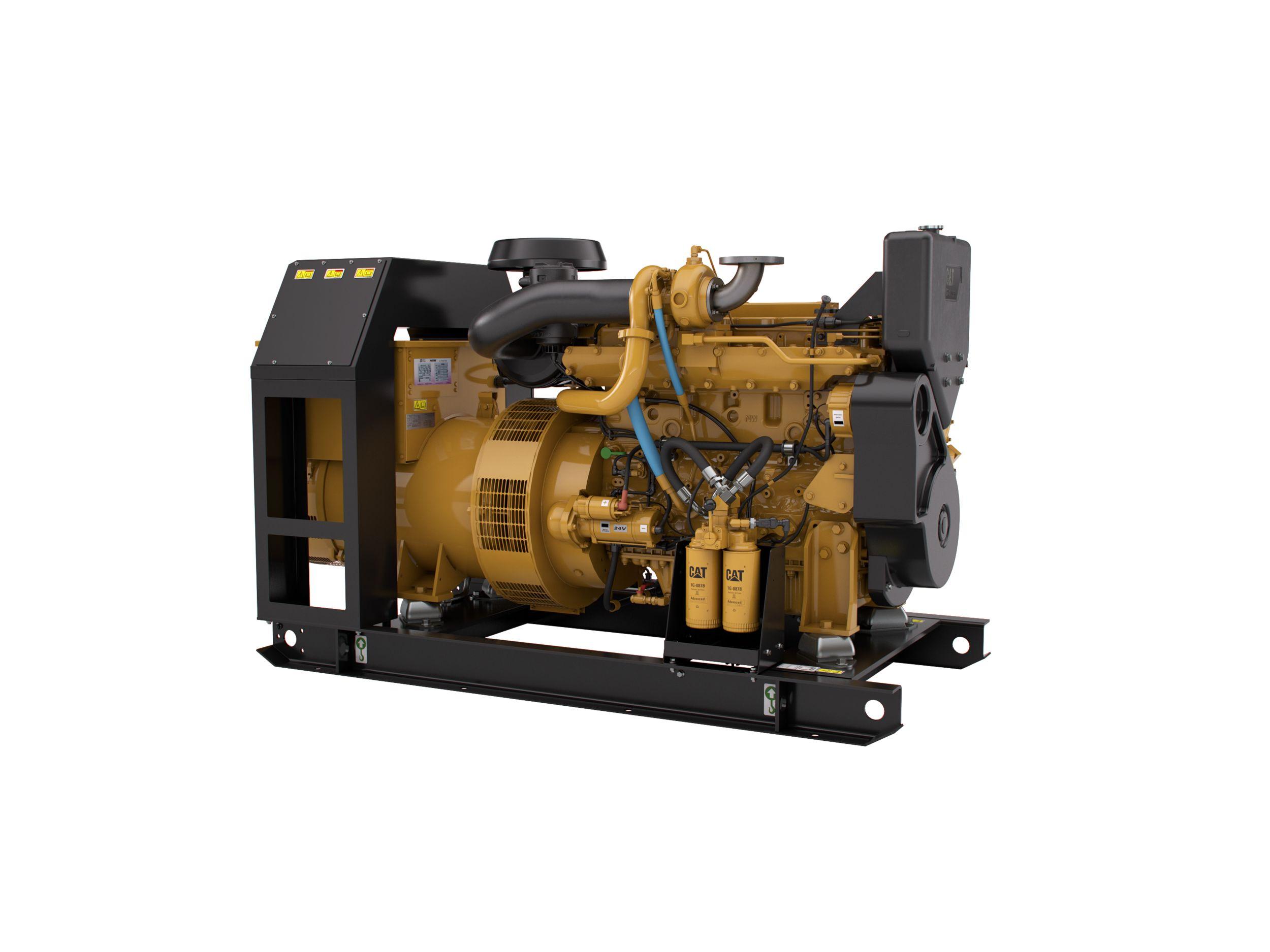 Cat C7.1 Generator Set
