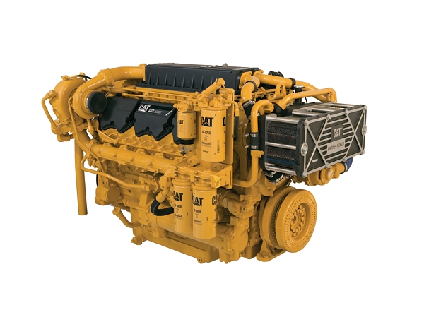Cat C32 ACERT Propulsion Engine (IMO II)