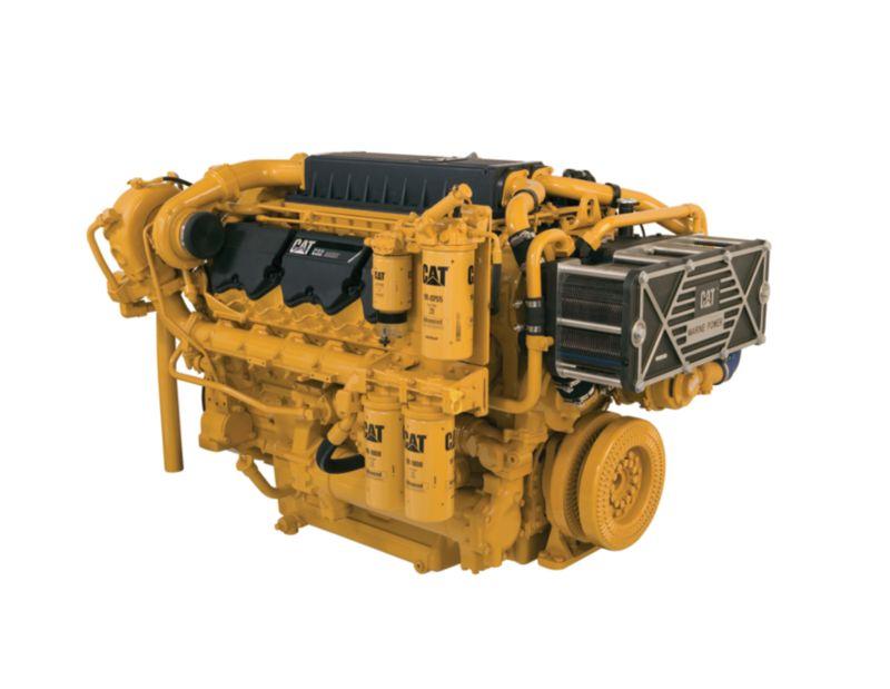 C32 ACERT IMO II   Commercial Propulsion Engines