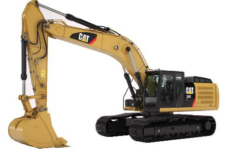 New Caterpillar Large Excavators