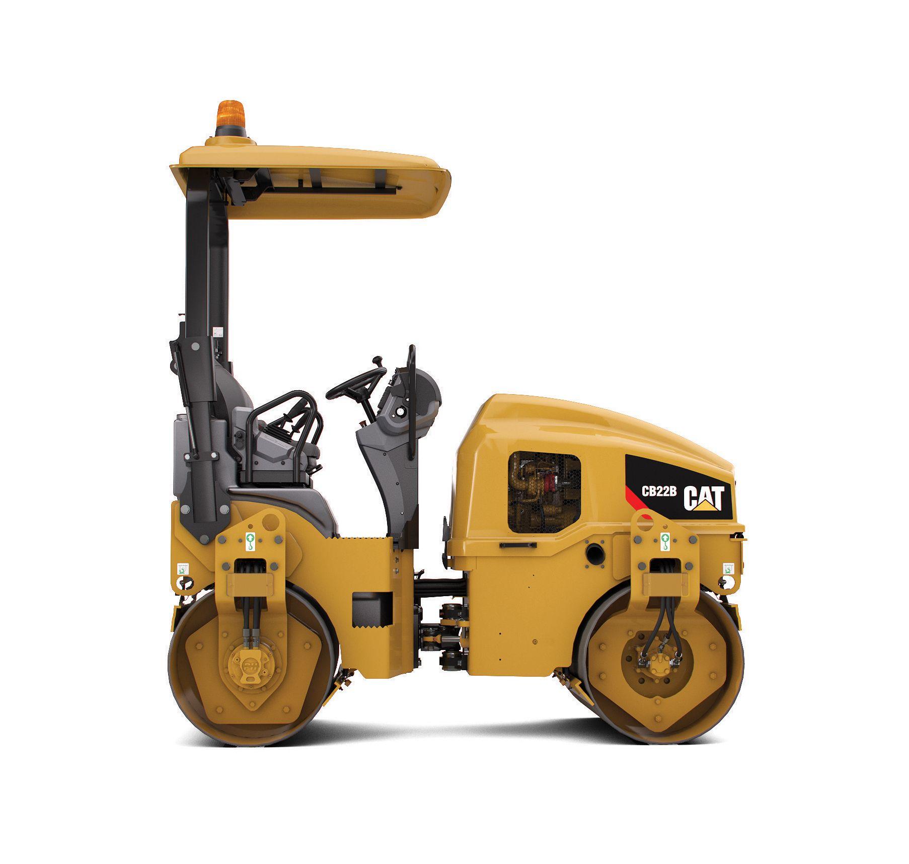 CB22B Utility Compactor