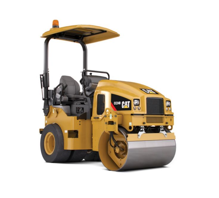 Skid Steer and Compact Track Loaders - CC24B