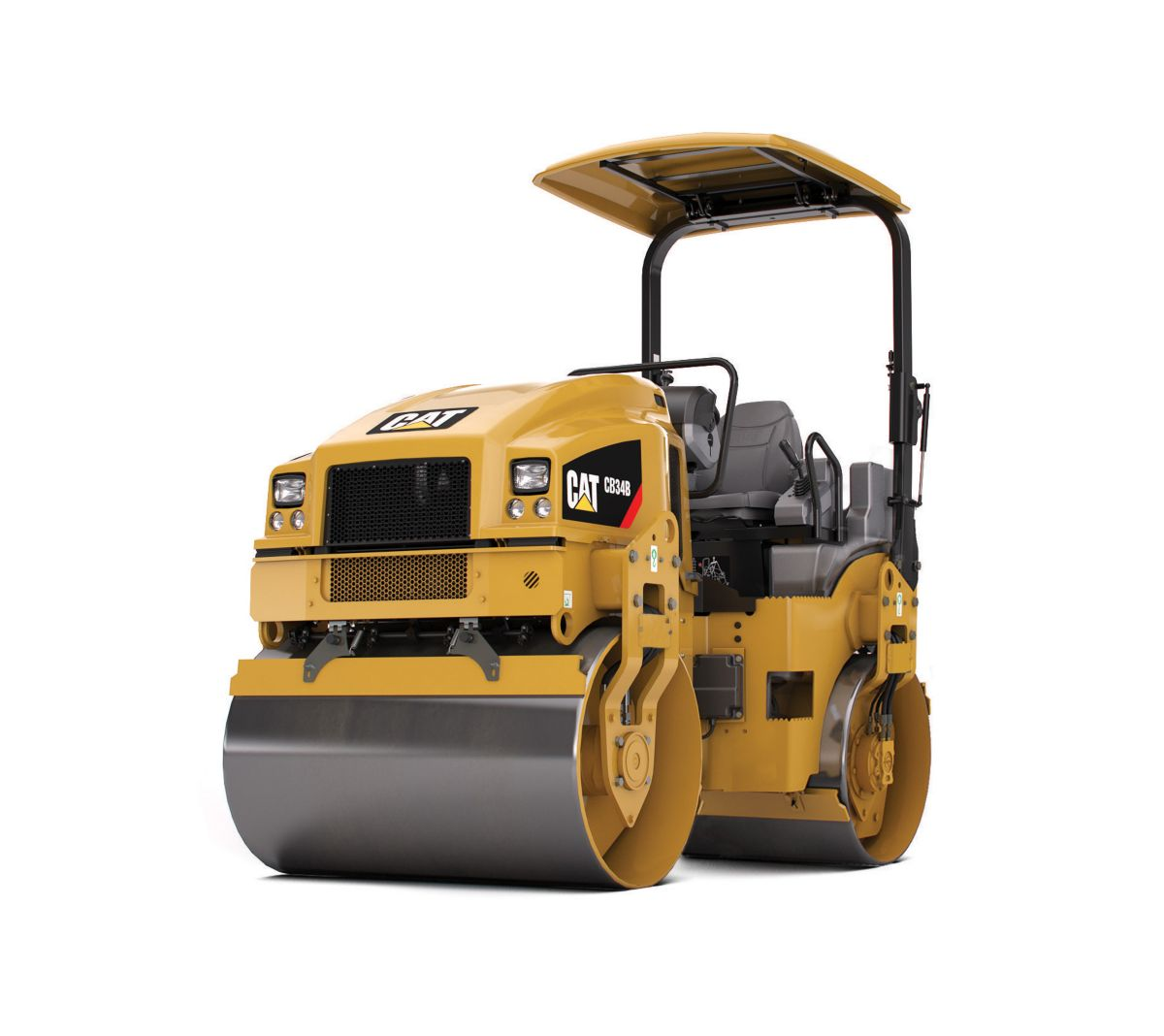 product-CB34B Utility Compactor