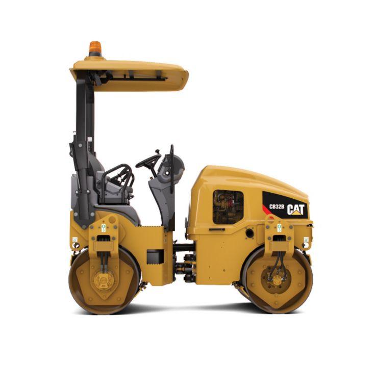 Compactors - CB32B