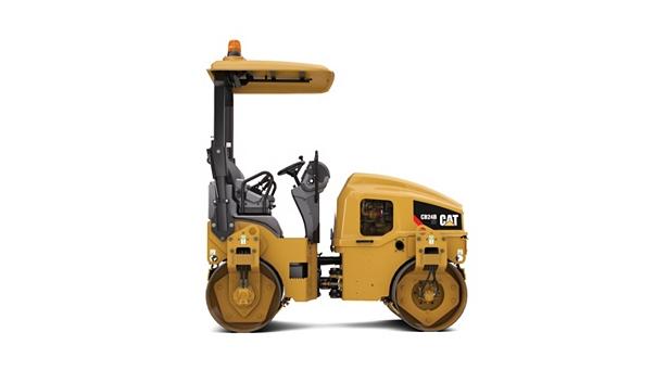 CB24B XT Utility Compactor