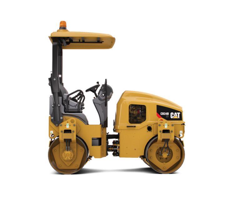 Compactors - CB24B XT