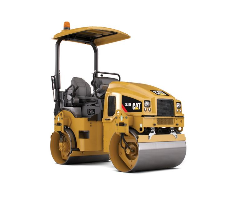Skid Steer and Compact Track Loaders - CB24B