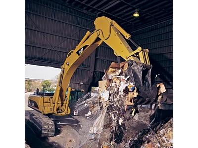 New Caterpillar Trash Grapple, 324/329/336 Excavator - Cleveland