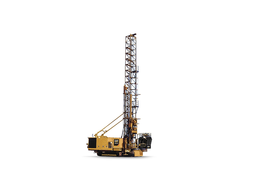 New Md6640 Rotary Drill For Sale Whayne Cat