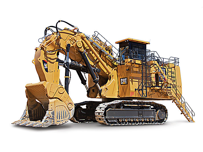6060/6060 FS Hydraulic Shovel