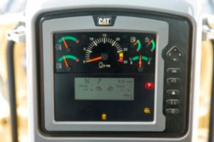 In-Dash Instrument Cluster