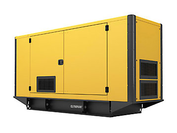 olympian™ generator sets provide reliable energy solutions for every  business, every need