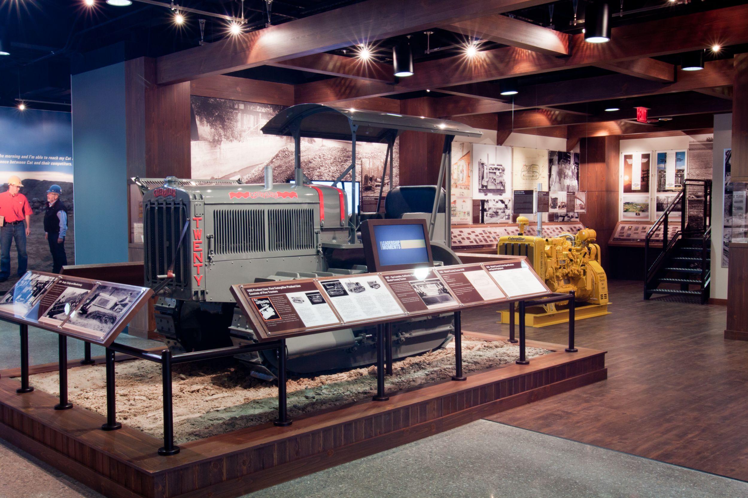 Model Twenty - Heritage Gallery