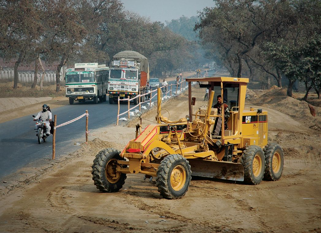 machine in India