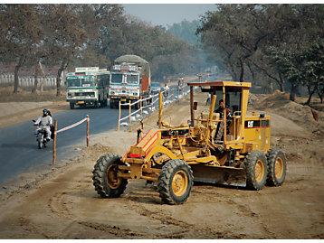 machine en Inde