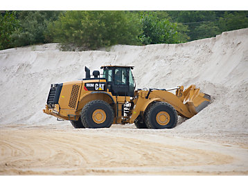 Caterpillar Rolls Out M Series 980 and New Addition to     - Cat
