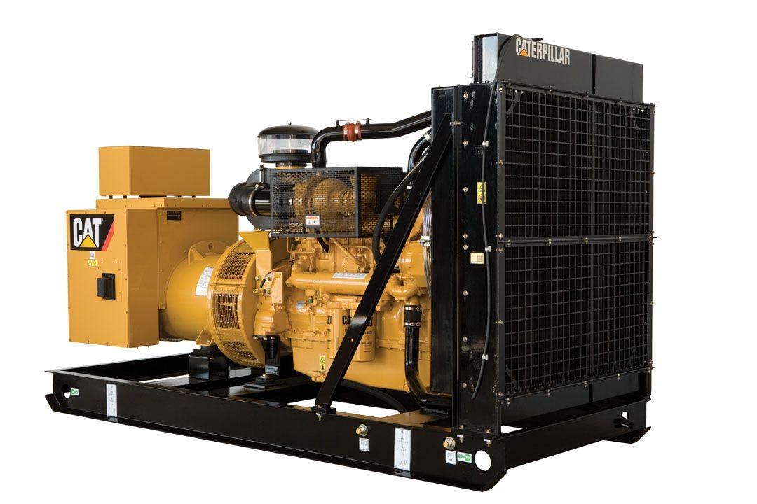 C15 ACERT Tier 4i Oilfield Diesel Generator Set