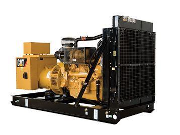 C15 ACERT Tier 4i - Land Production Generator Sets