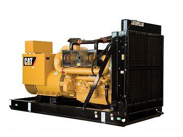C18 ACERT Tier 2 - Land Production Generator Sets